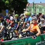 Libuš a Soňa na startu 31 km trati. Kdyby holky věděly, že si jedou pro vítězství ...