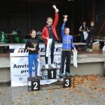 Tři nejrychlejší kluci a bronzový Pokalíšek