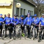 Bikové vítání jara