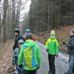 Cesta do Rajnochovic