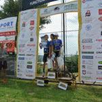 Tři nejrychlejší kluci a Jarda s Tomem na skvělém druhém  a třetím místě