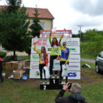Tři nejrychlejší holky v Jablůnce a bronzová Libuš