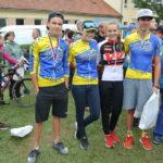 Olympijský tým bikerů se setkal na závodech v Jablůnce