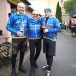 Sraz bikerů na Holajce - Jaryn, Michal a Ladik
