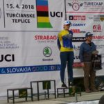 Libuš na bedně ve Slovenském poháru MTB