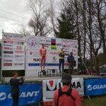 Oceňování nejlepších bikerek XCO UCI C2