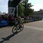Tom v cíli závodu na Roh50