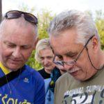 Jaryn a Zdeněk = Pokalíšek II a Pokalíšek I (foto Tom Bubík)