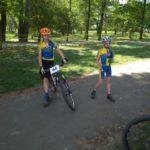 Jarda a Tom předvedli hezký závod