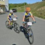 Jarda a Tom před startem