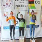 Celkově třetí místo vybojovala Libuš ve Slovenském poháru MTB
