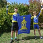 Zlato a stříbro z Valašskokarpatské cyklotour putuje do Holešova