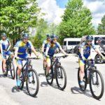 Bikeři týmu 4Ever CykloBulis