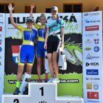 Libuš zaskočila na stupních vítězů za týmovou kolegyni