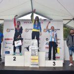 Tři nejrychleší ženy na trati Zlínské 50
